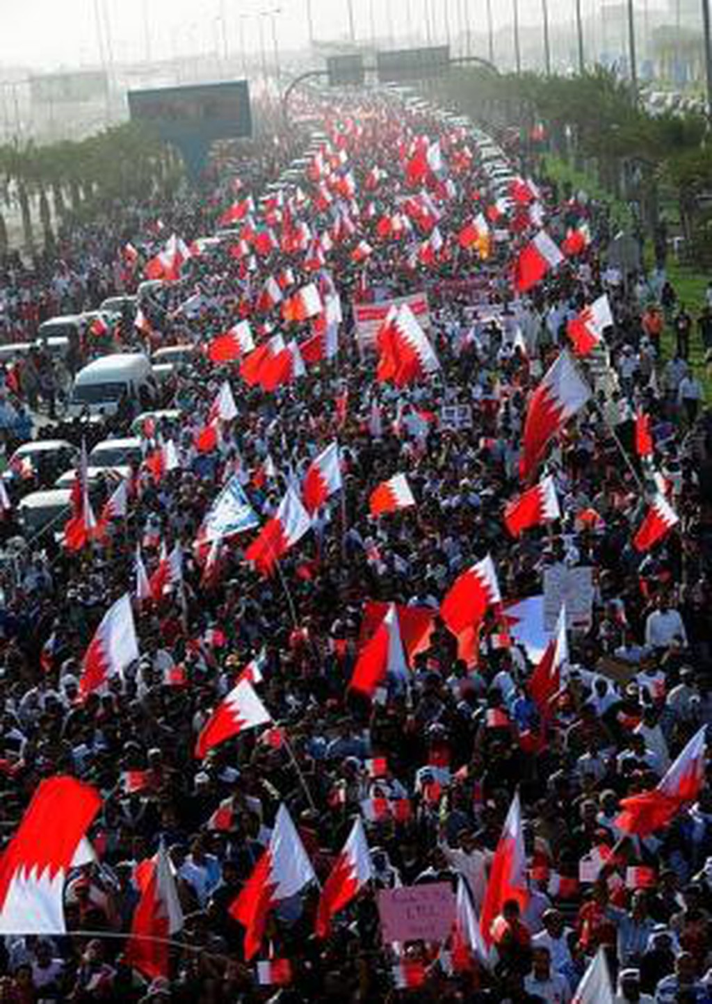 Bahrain Uprising