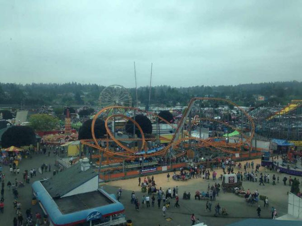 Washington State Fair in Puyallup | © Lauren Michell Rabaino/Flickr