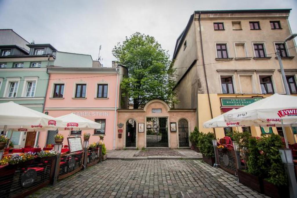 Szeroka Street, Kazimierz