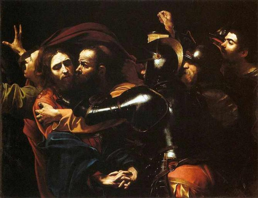 Die Festnahme Christi