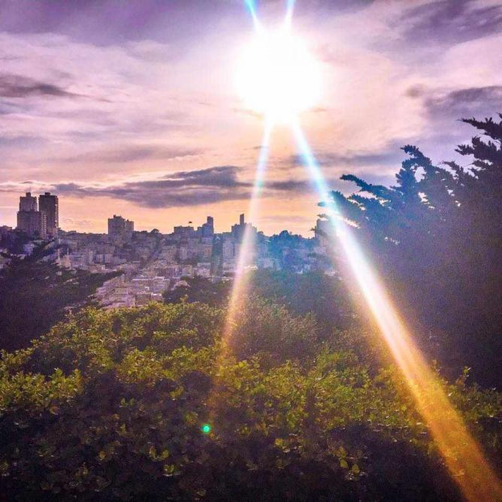 Coit Tower   © Jackie Torgerson