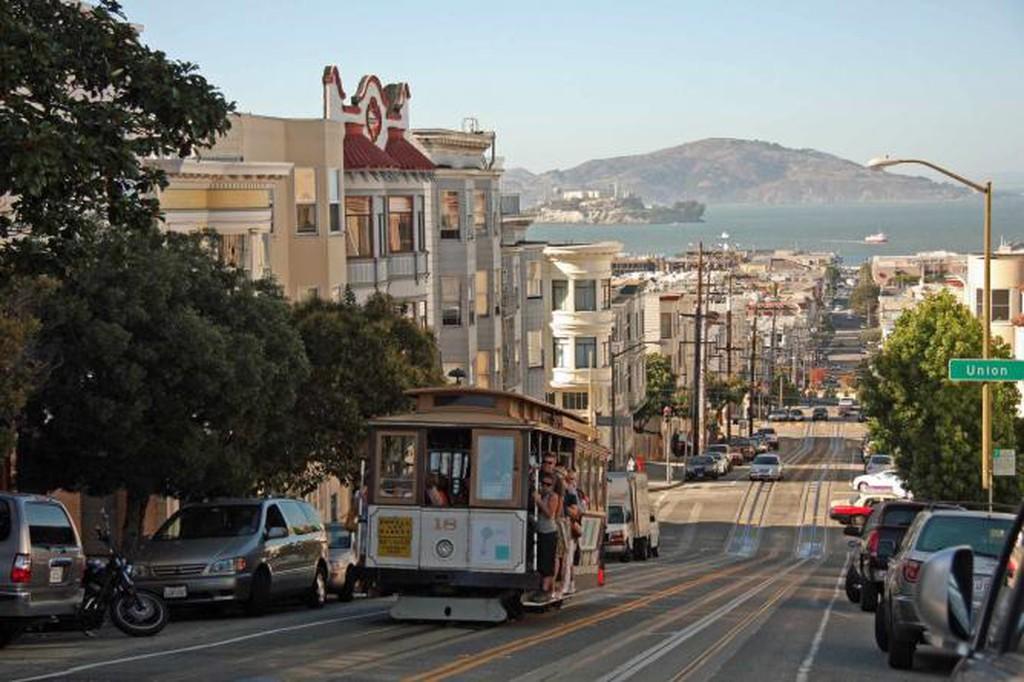 San Francisco Cable Car   © Wikimedia