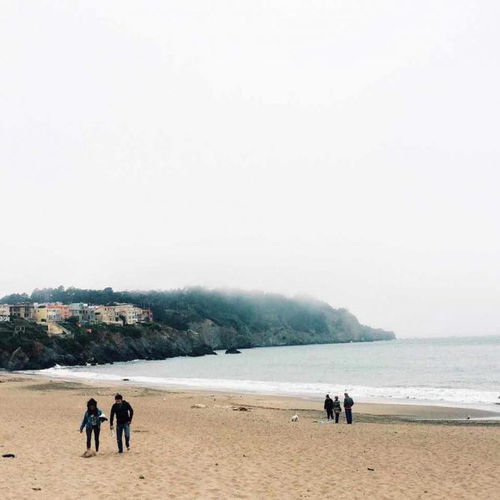 Baker Beach   © Margot McKelvie