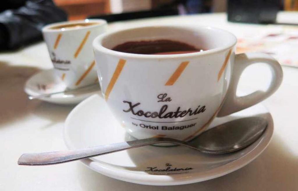Chocolate a la taza by Oriol Balaguer