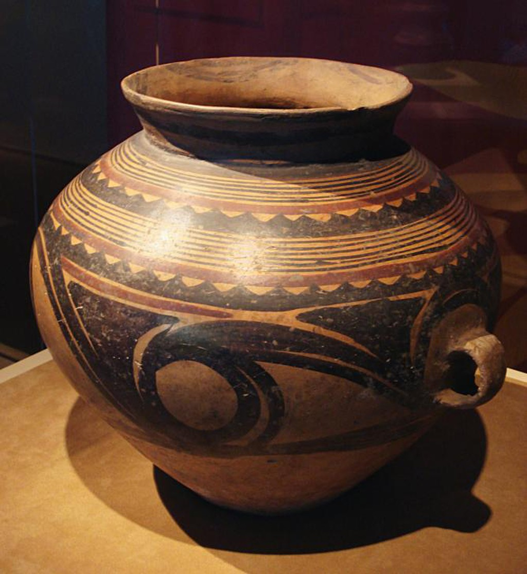 中国陶器起源简史