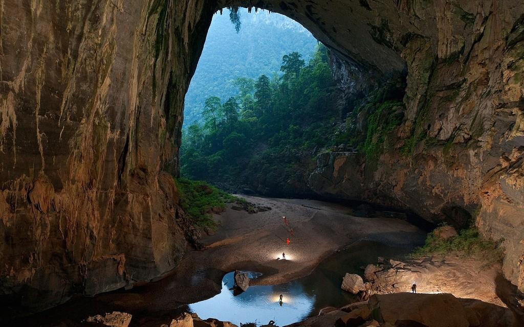 بزرگترین غار جهان | برترین مکانهای توریستی