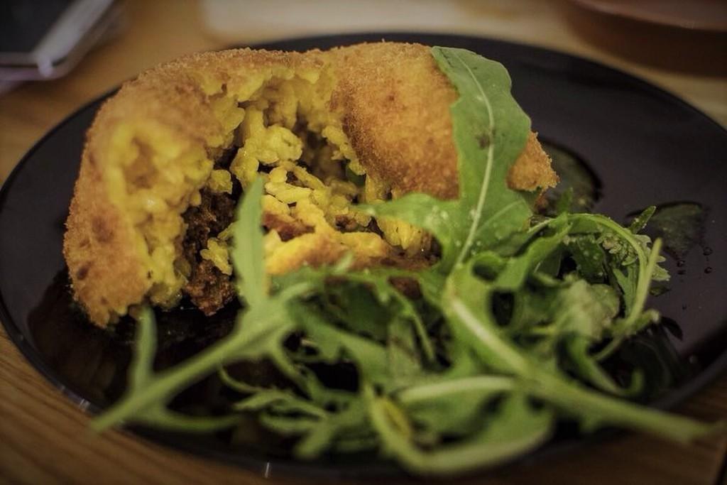 Authentic Italian food at Anima e Cuore, where the menu changes daily | Courtesy of Anima e Cuore Facebook