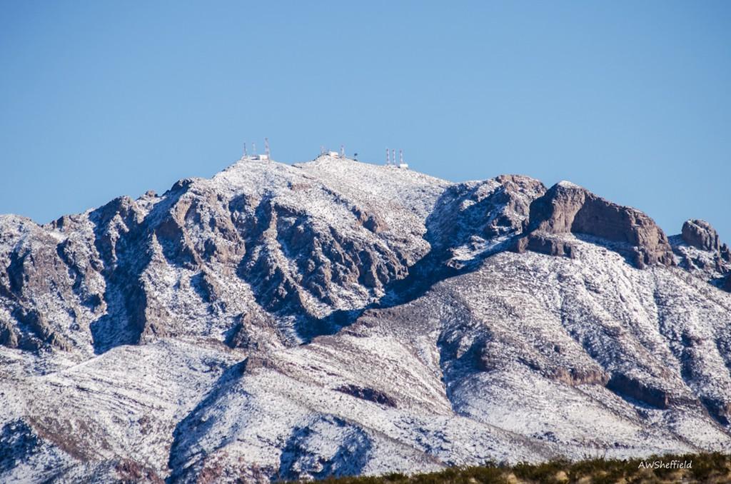 Montañas de Franklin