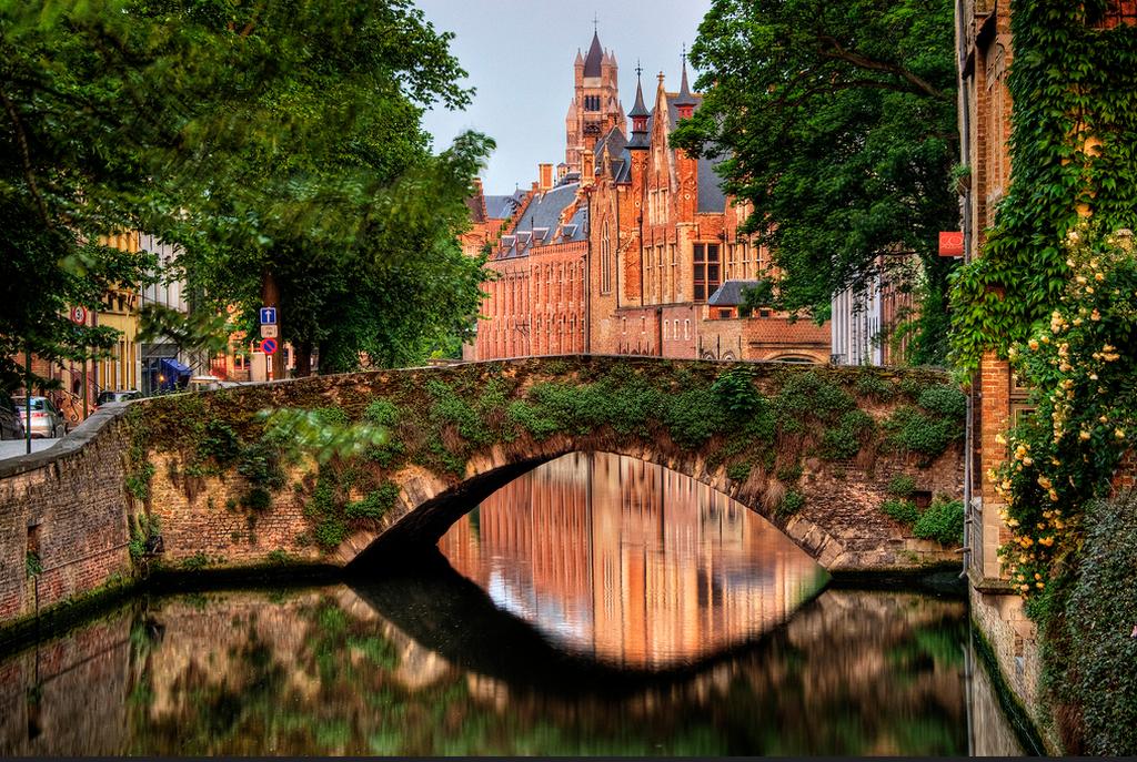 Bruges | Wolfgang Staudt/Fllickr