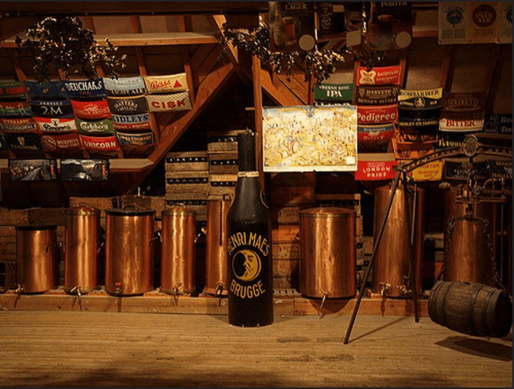 brouwerij de halve maan | mararie/Flickr