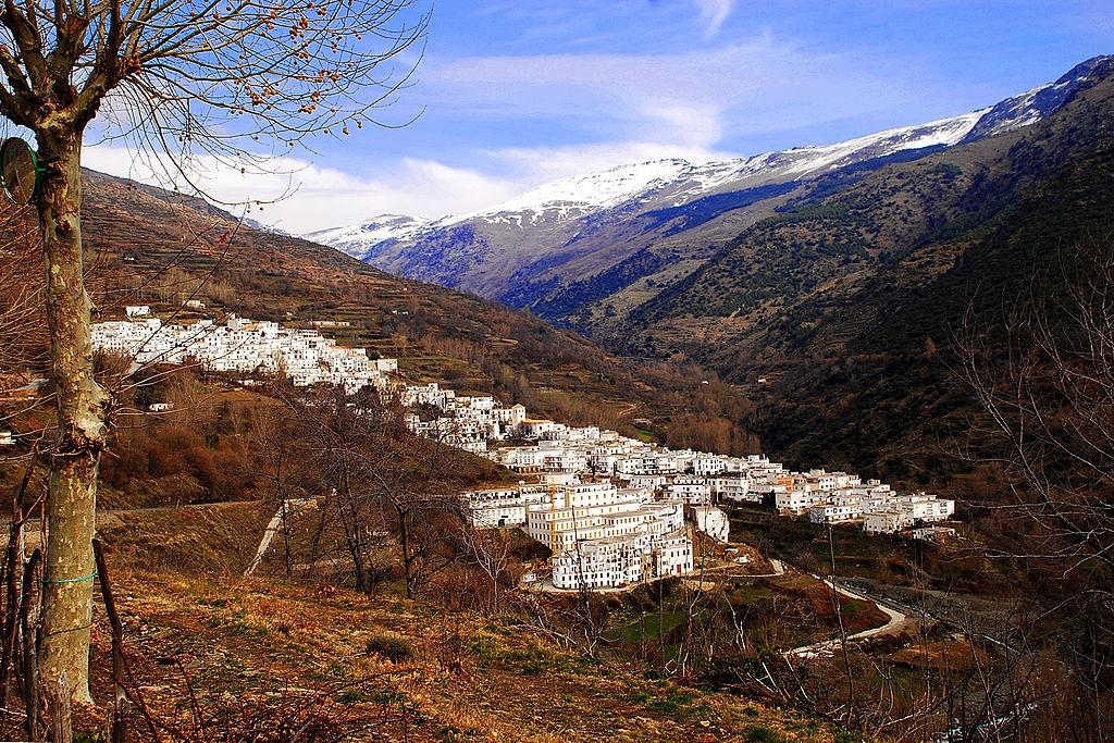 Trevelez, Alpujarras | ©AndrewHurley