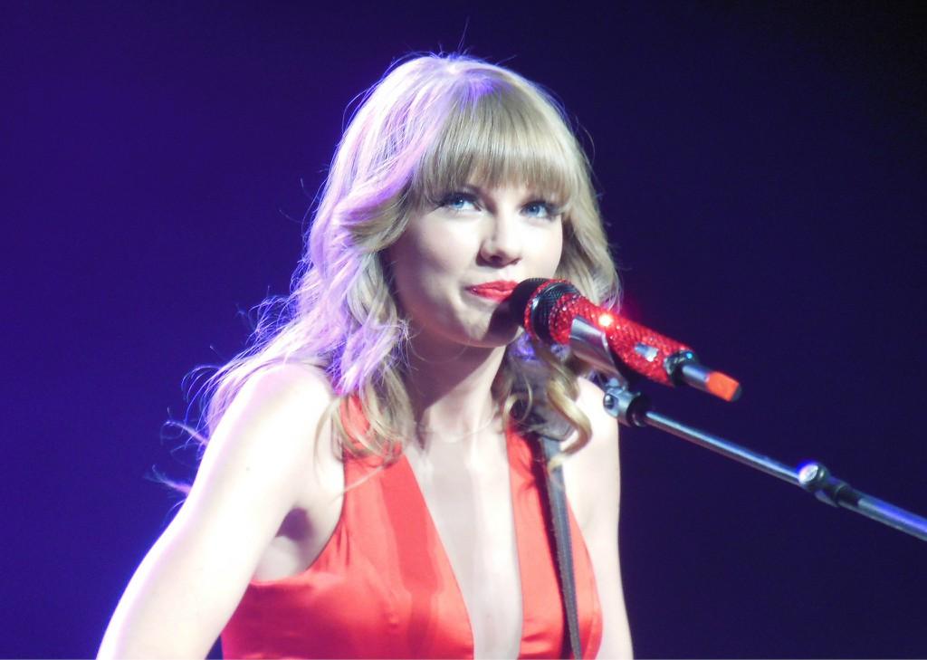 Taylor Swift | © Jana Beamer / Flickr