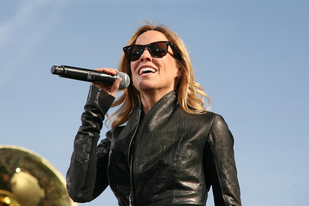 Sheryl Crow | © Cliff / Flickr