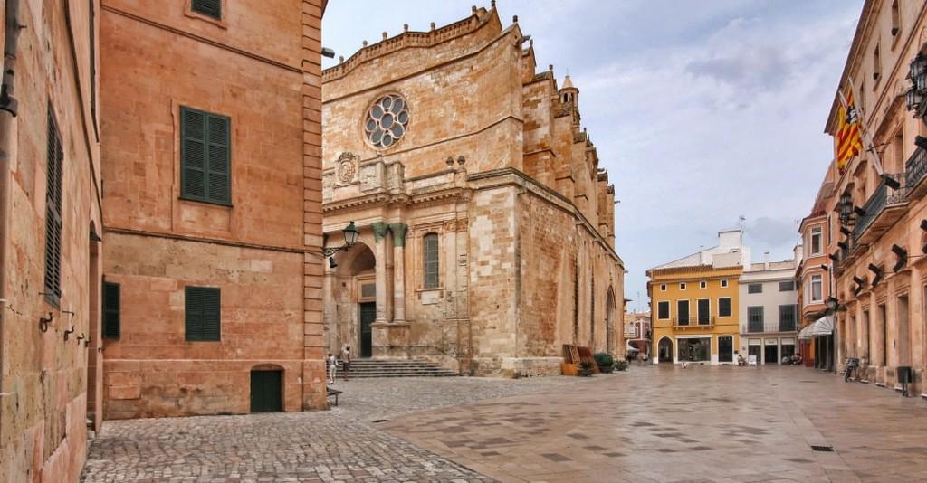 Ciutadella Old Town | © Paul Lakin / Wikimedia Commons