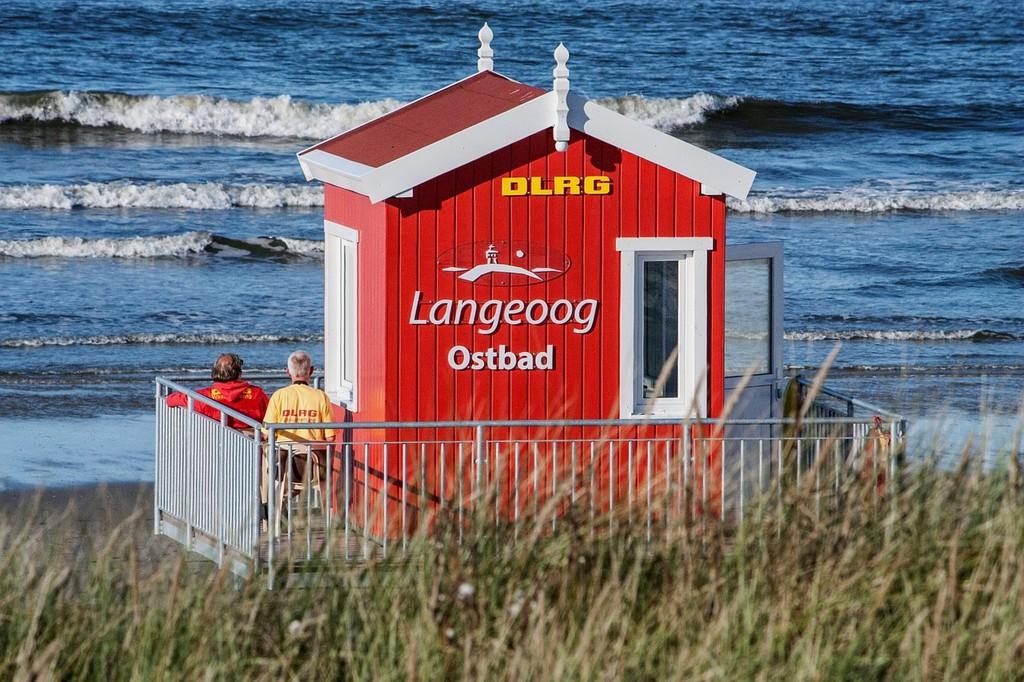 Langeeog beach