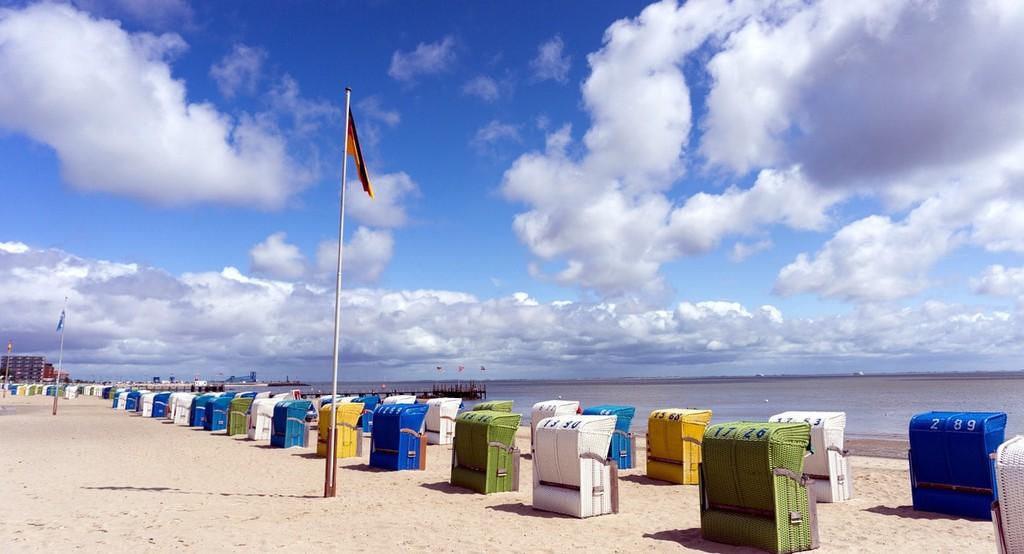 Fohr beach