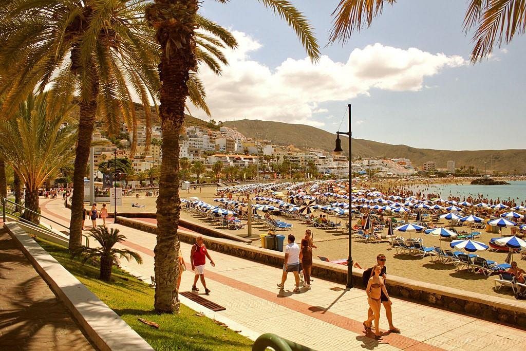 Playa de las Américas   © Mate Marschalko / Flickr