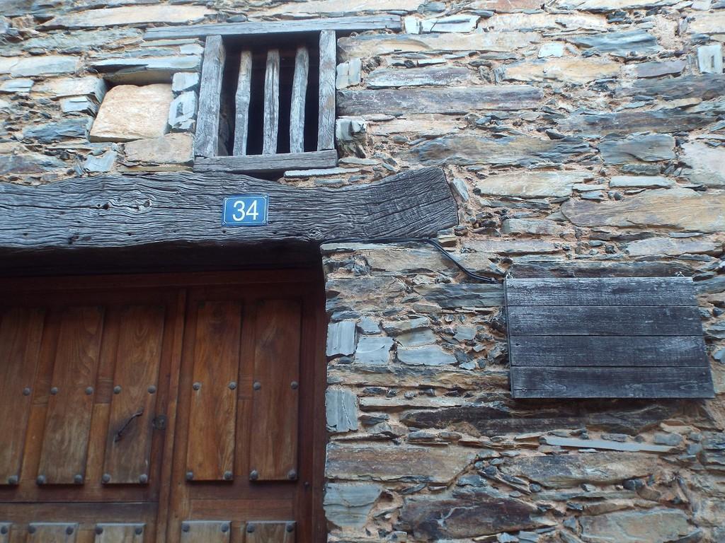 House in Robledillo de Gata, Extremadura