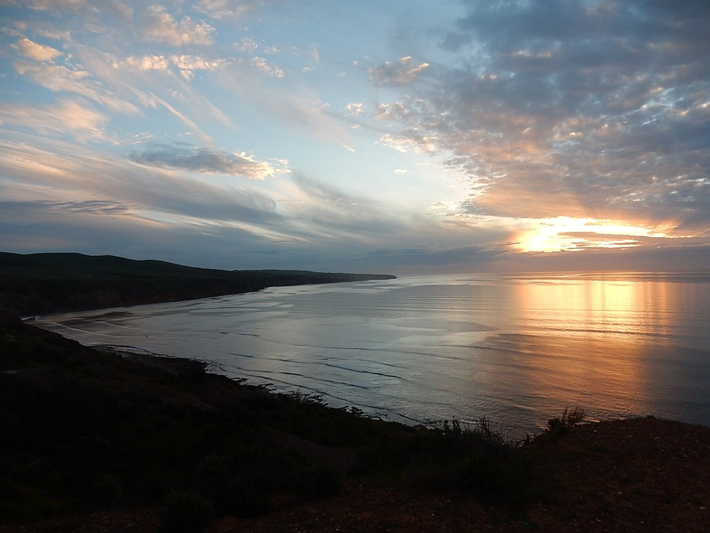Sellicks Beach on the Fleurieu Peninsula