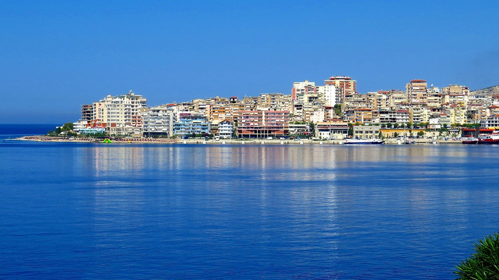 Saranda is the main town along the Albanian Riviera