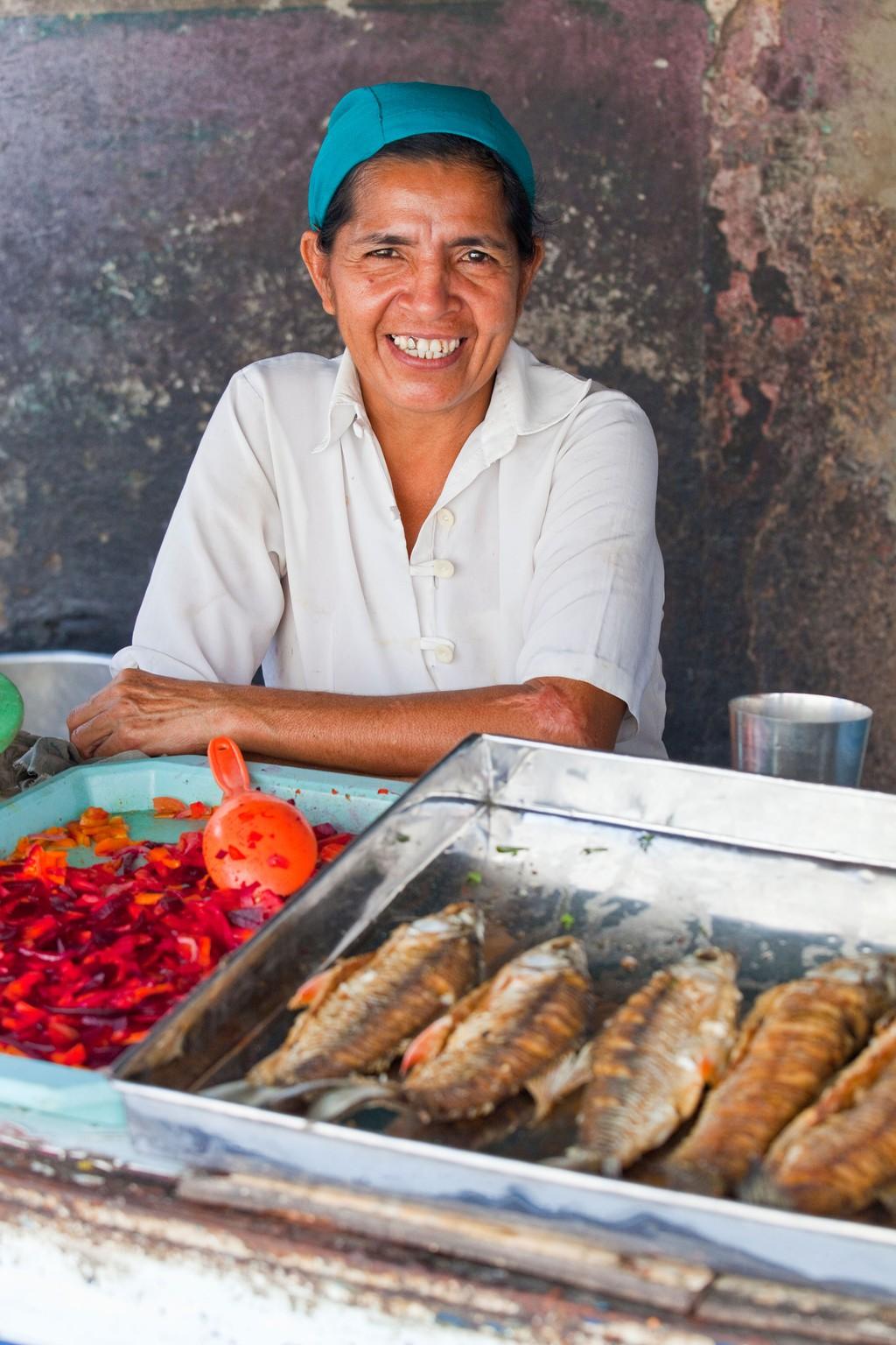 Fornecedores de alimentos, Barranquilla, Colômbia