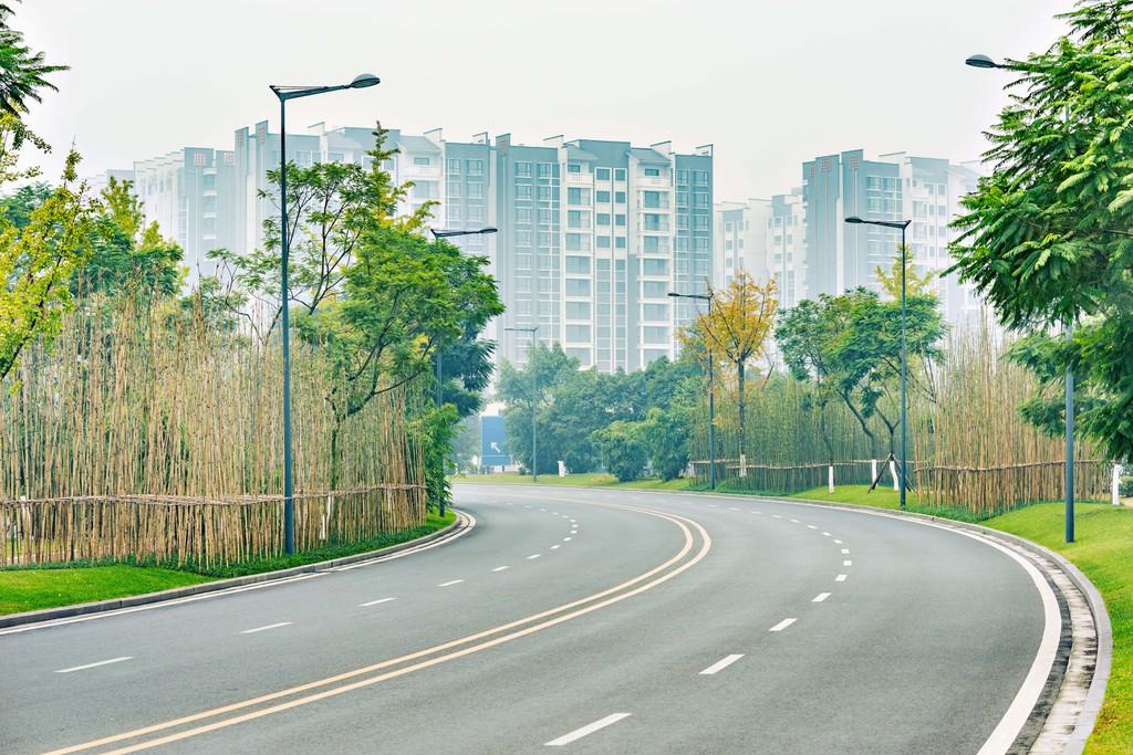Chengdu, una ciudad de jardín inglés elevado