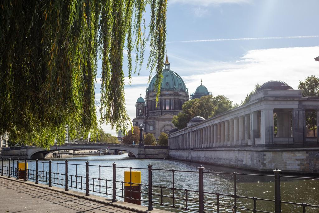 Berliner Dom en la isla de los museos