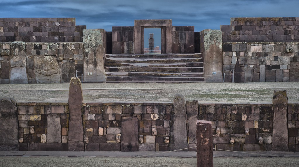 10 Reasons You Should Visit the Mysterious Tiwanaku Ruins in Bolivia 23066368752_5eb520ae18_k