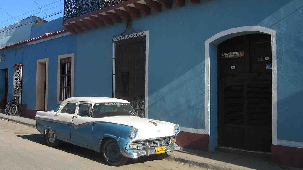 Cuba Yank Tank   ©DirkvdM / WikiCommons