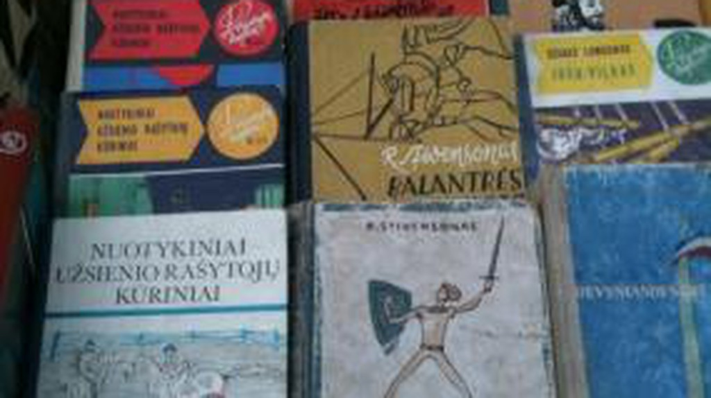 Lithuania: A Literary Legacy
