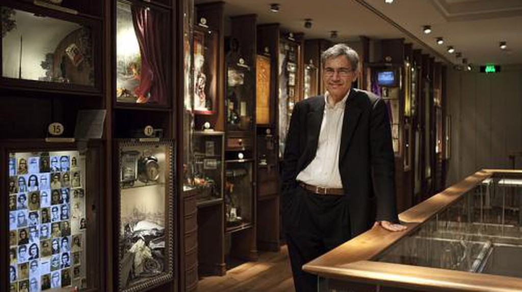 Orhan Pamuk's 'Museum of Innocence' Opens in Istanbul