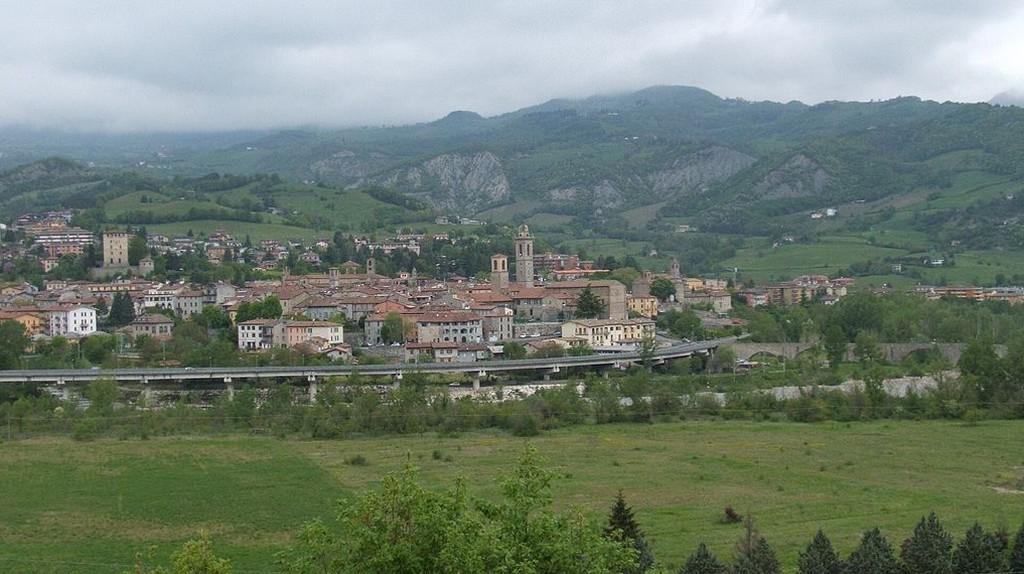 View of Bobbio | © Luigi Chiesa/WikiCommons