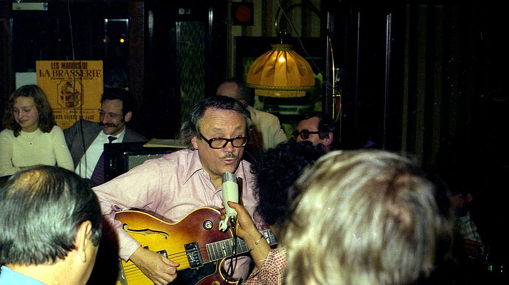 Toots Thielemans | ©WikiCommons