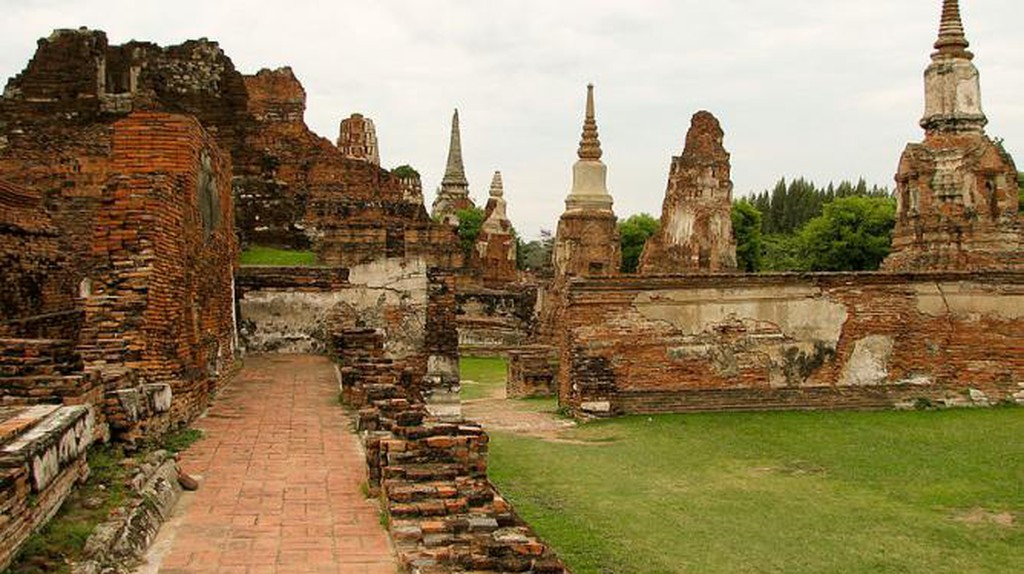When History Met Spirtuality: Thailand World Heritage Sites