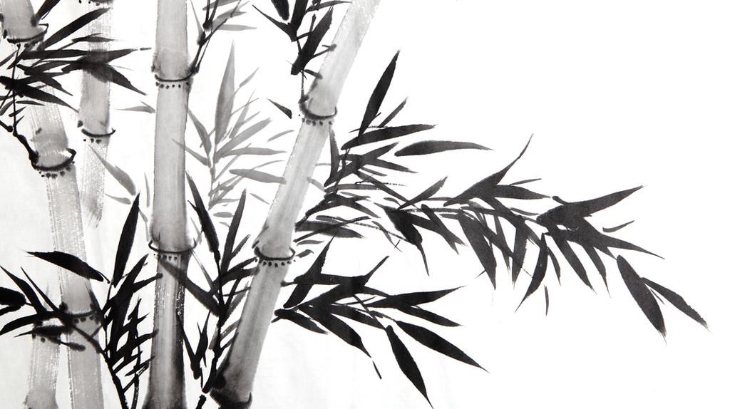 Bamboo in Ink | © Aslysun / Shutterstock