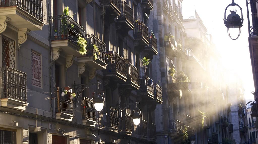 Barcelona Homes   ©Matt Brittaine/Flickr