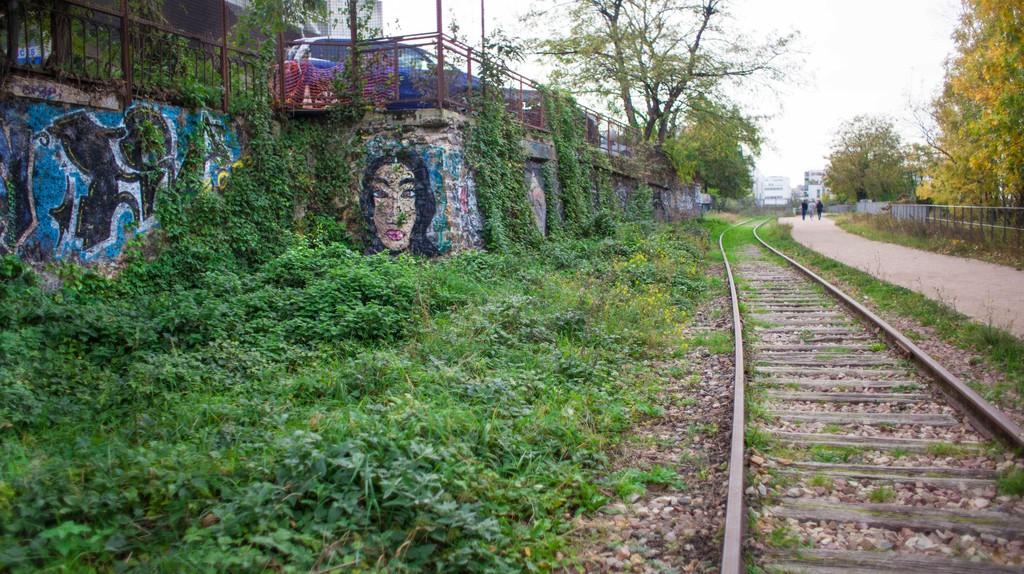 Paris' Abandoned Railroad, La Petite Ceinture