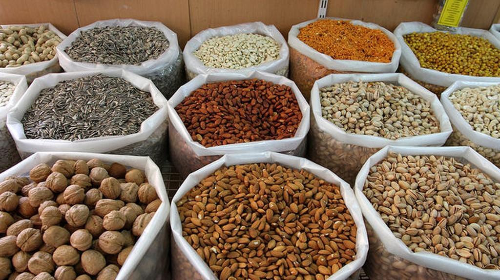 Nuts at Nizwa souq © Marco Zanferrari/Flickr