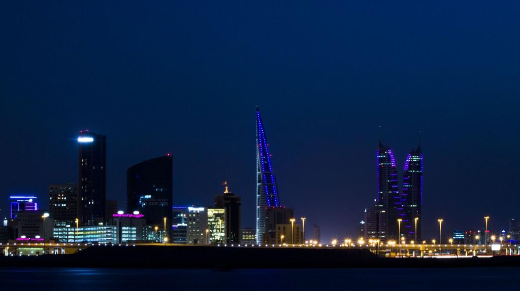 Bahrain Skyline| ©Rory/Flickr