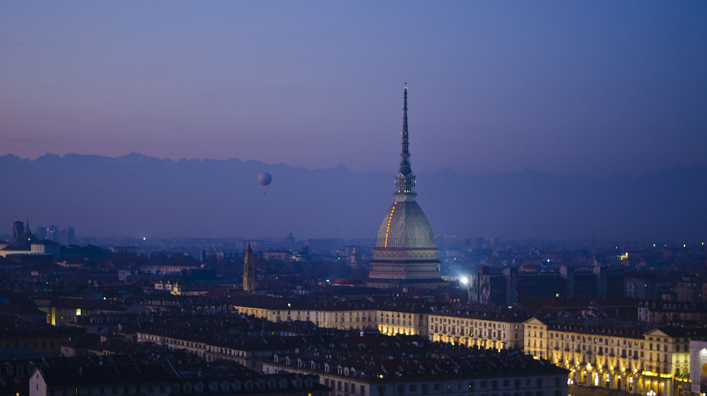 Turin is a vibrant industrial city © Federico Feroldi / Flickr