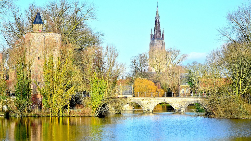 Bruges, Belgium | © Paul McCoubrie/Flickr