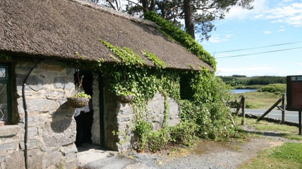 The Quiet Man Cottage, Connemara  © Barnacles Budget Accommodation/Flickr