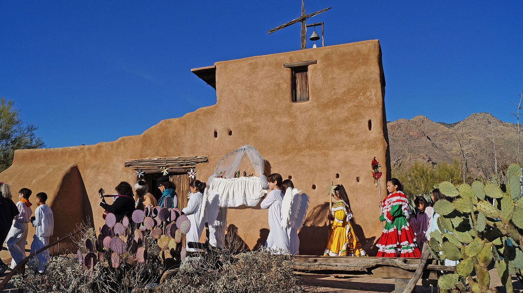 DeGrazia Gallery in the Sun  | © DeGrazia Foundation/WikiCommons
