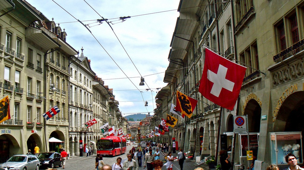 Top 10 Restaurants In Bern, Switzerland
