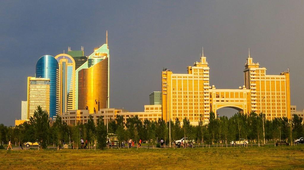 Astana, Kazakhstan  © Ninara/Flickr