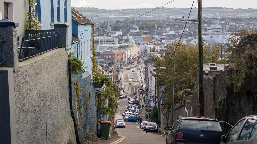 Cork, Ireland | ©Ed Webster/Flickr