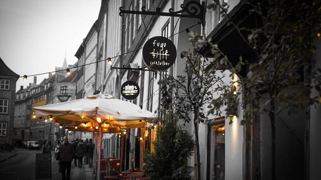Copenhagen Street |© judy dean/Flickr