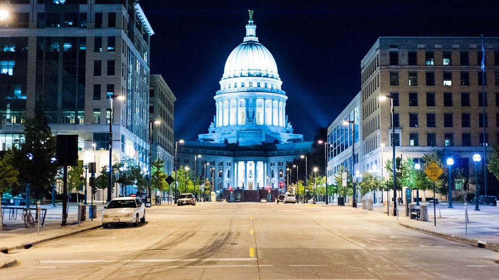 Madison, Wisconsin |© Jordan Richmond/Flickr