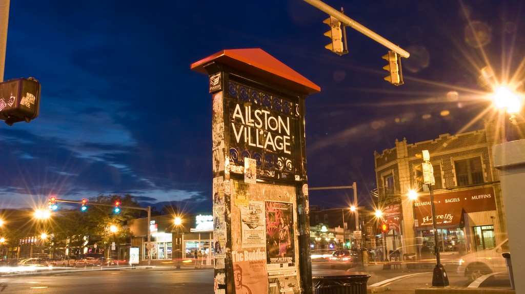 Allston | © Rich Moffitt/Flickr
