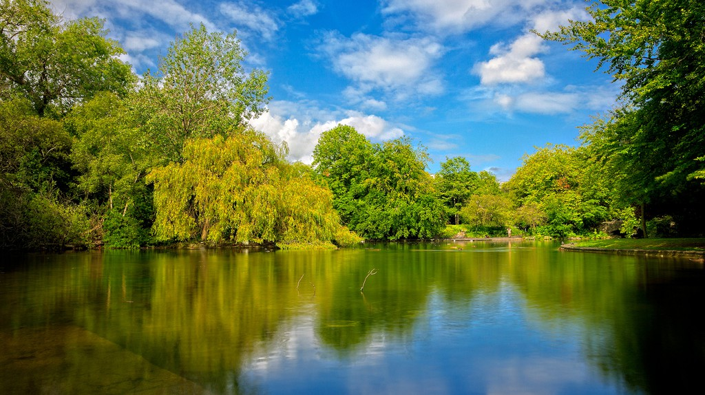 Saint Stephen's Green   ©Nicolas Raymond/Flick